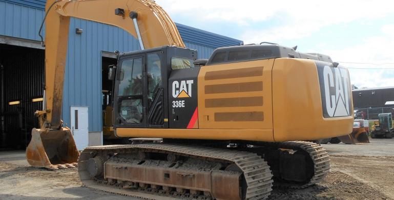 CAT, 336EL, 2012