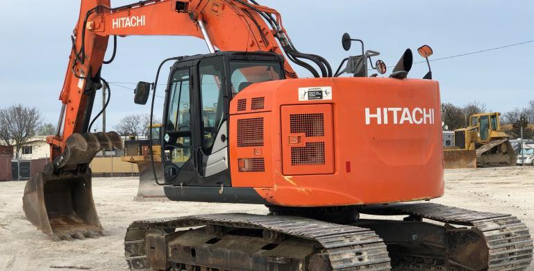 HITACHI, ZX245USLC-5N, 2013
