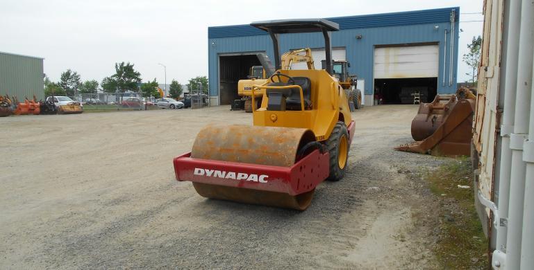 DYNAPAC, CA134PD, 2011