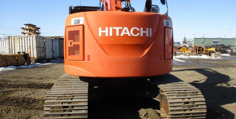 HITACHI, ZX245LC-5, 2015