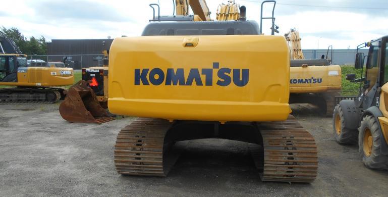 KOMATSU, PC210LC-10, 2013