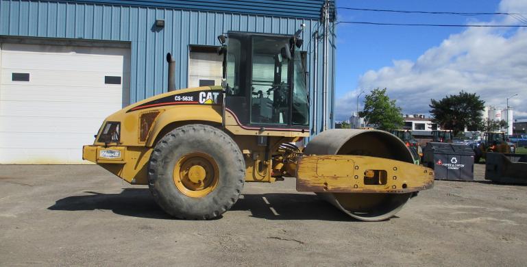CAT, CS563E, 2004