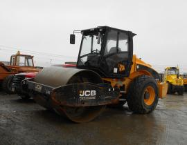 JCB, VM132, 2012